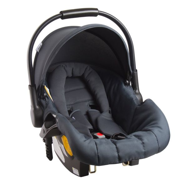 Coche Travel System Loop - Gris