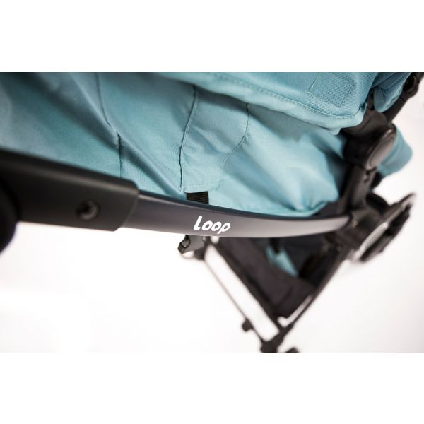 Coche Travel System Loop - Azul