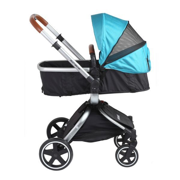 Coche Travel System Deluxe 360° - Verde